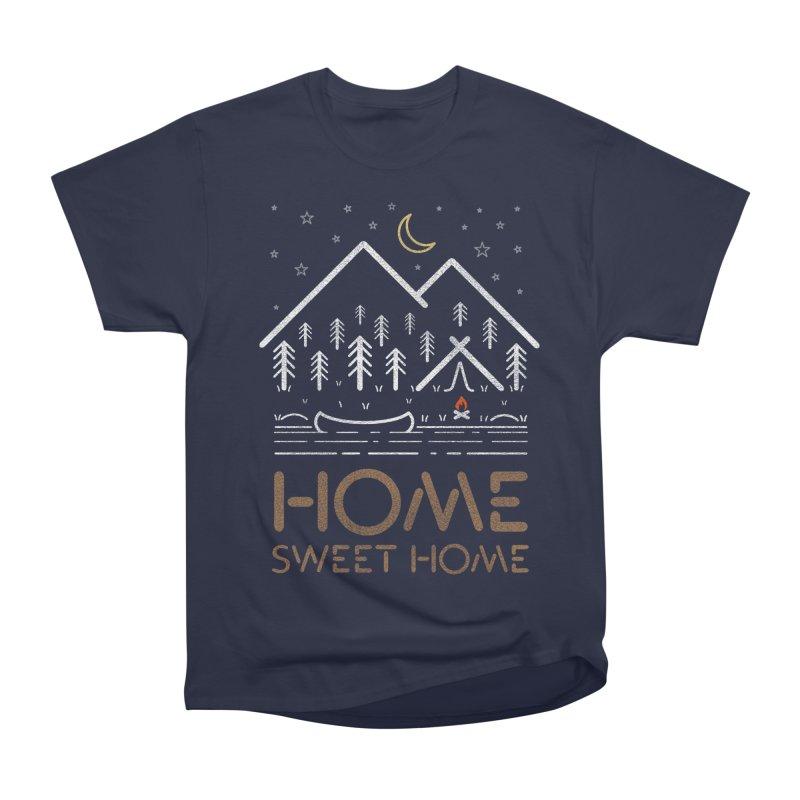 my sweet home Men's Heavyweight T-Shirt by muag's Artist Shop