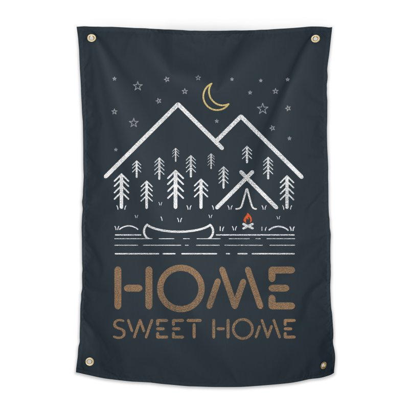 my sweet home Home Tapestry by muag's Artist Shop