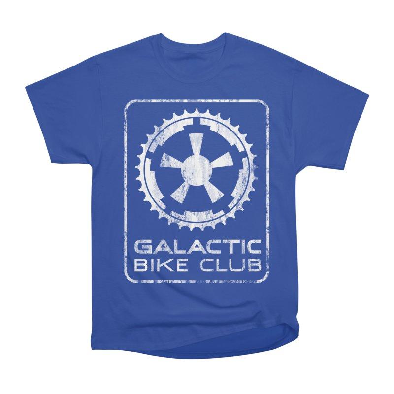 galactic bike club Women's Heavyweight Unisex T-Shirt by muag's Artist Shop