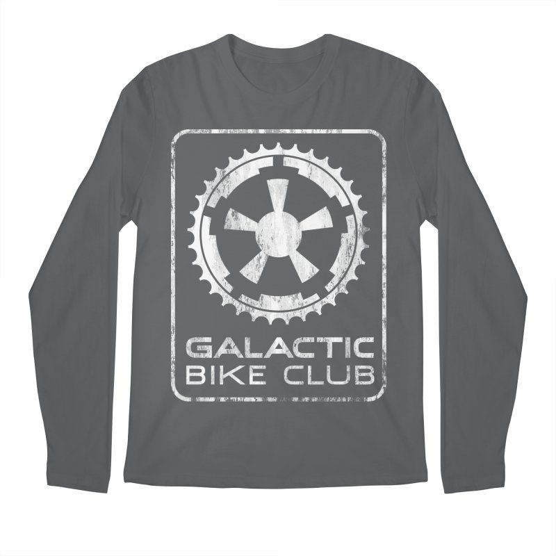 galactic bike club Men's Longsleeve T-Shirt by muag's Artist Shop