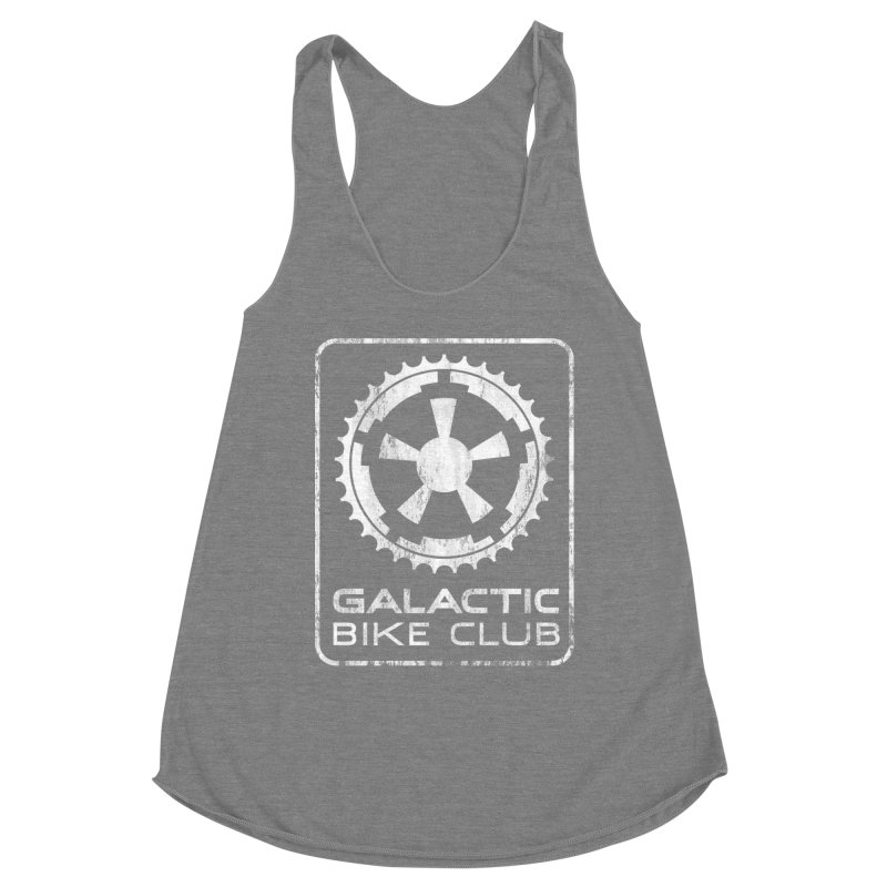 galactic bike club Women's Tank by muag's Artist Shop