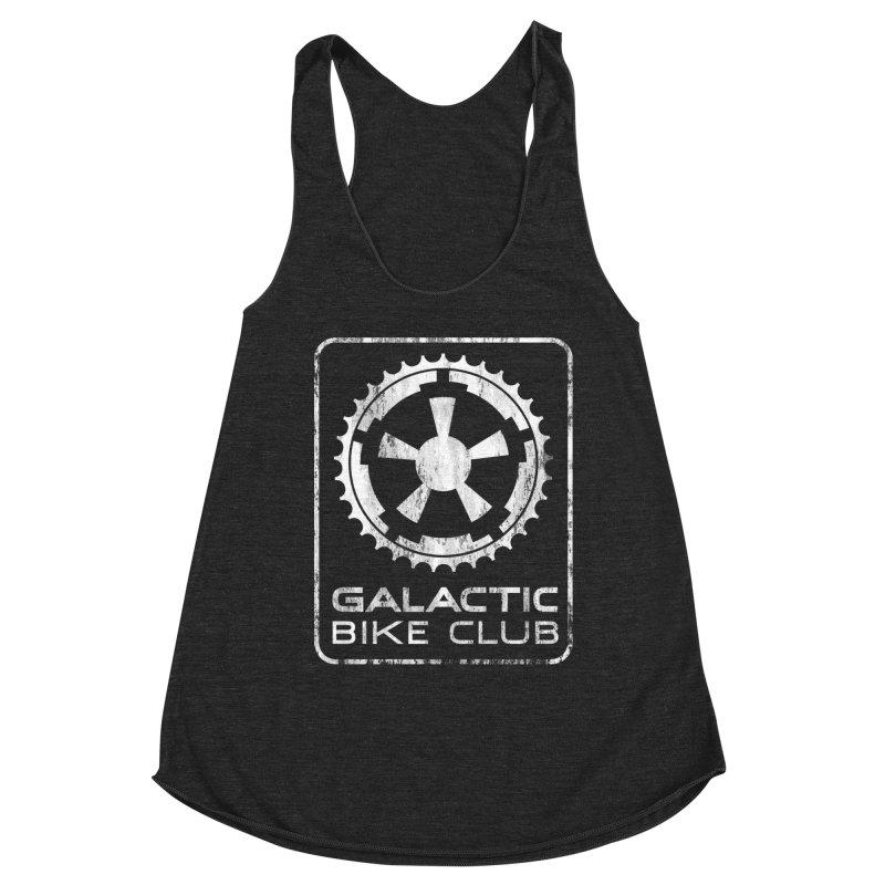 galactic bike club Women's Tank by muag's Artist Shop