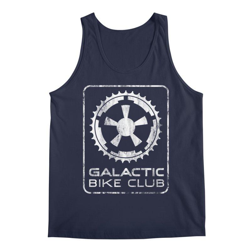 galactic bike club Men's Regular Tank by muag's Artist Shop