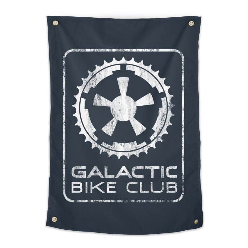 galactic bike club Home Tapestry by muag's Artist Shop