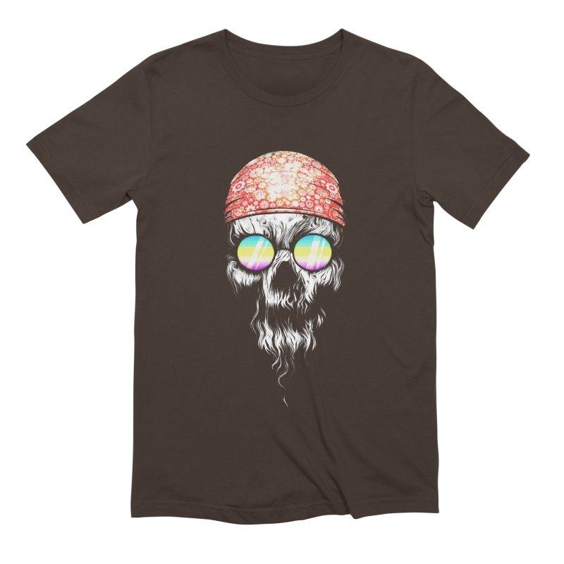 old skooll Men's Extra Soft T-Shirt by muag's Artist Shop