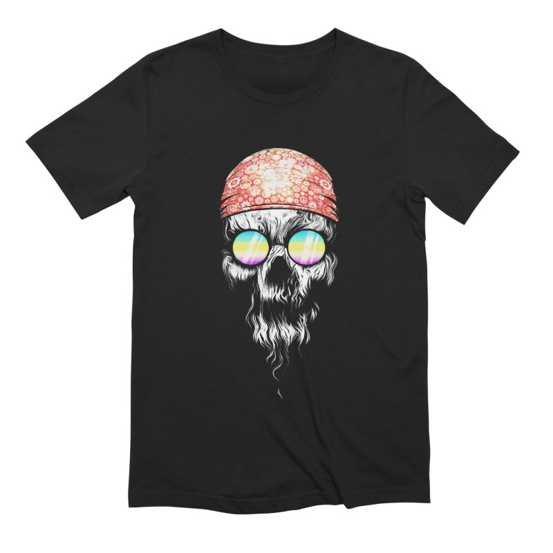 old skooll Men's Extra Soft T-Shirt by muag's Artist Shop