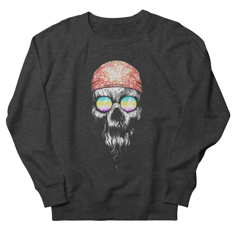 old skooll Women's French Terry Sweatshirt by muag's Artist Shop