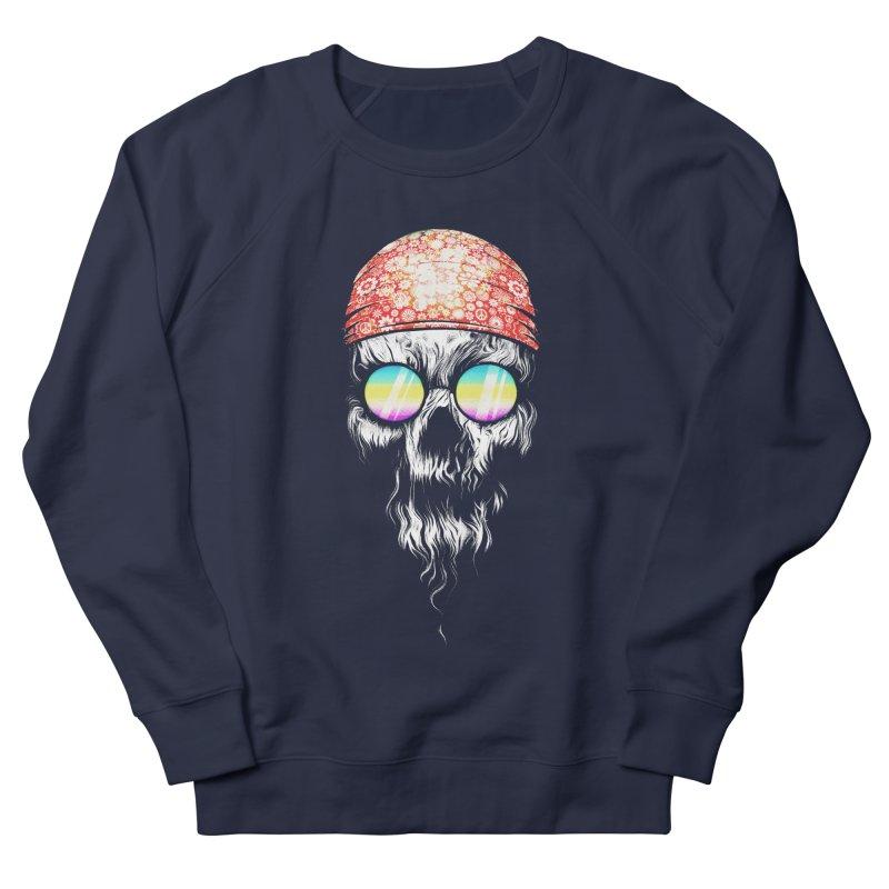 old skooll Women's French Terry Sweatshirt by muag's Artist Shop