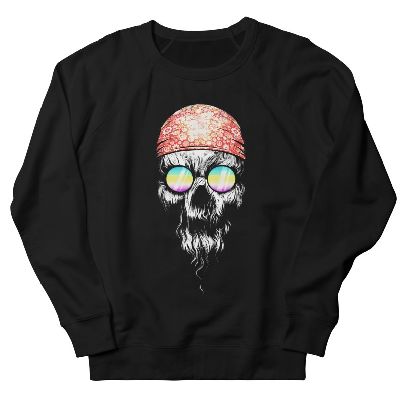 old skooll Men's French Terry Sweatshirt by muag's Artist Shop