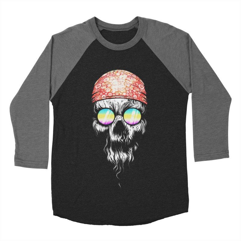 old skooll Men's Baseball Triblend Longsleeve T-Shirt by muag's Artist Shop