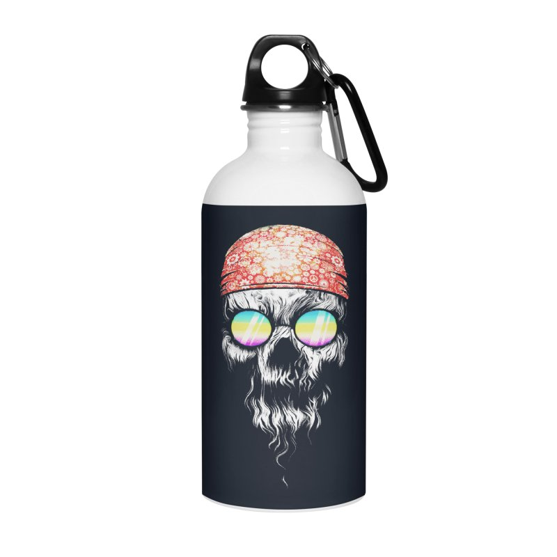 old skooll Accessories Water Bottle by muag's Artist Shop
