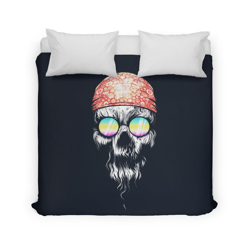 old skooll Home Duvet by muag's Artist Shop