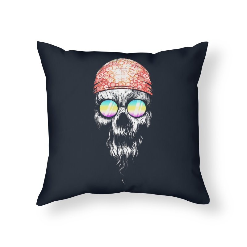 old skooll Home Throw Pillow by muag's Artist Shop