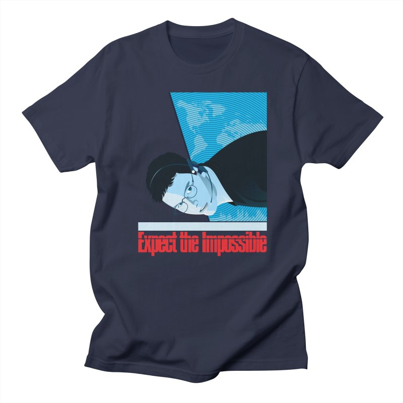 Mission Impossible Men's T-Shirt by Muchmoji Shop