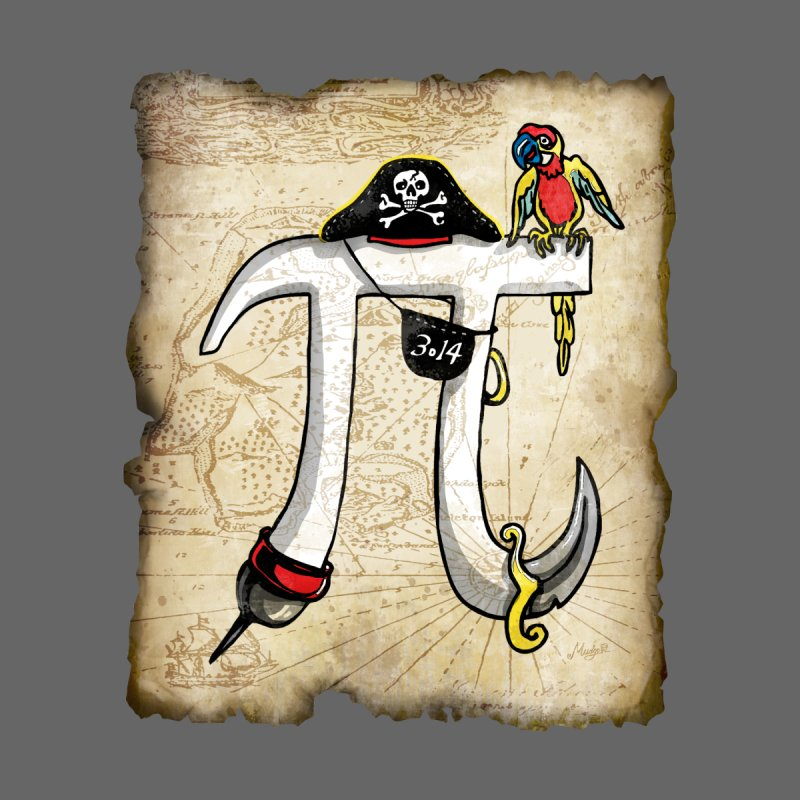 Pirate Pi Day by Mudge Studios