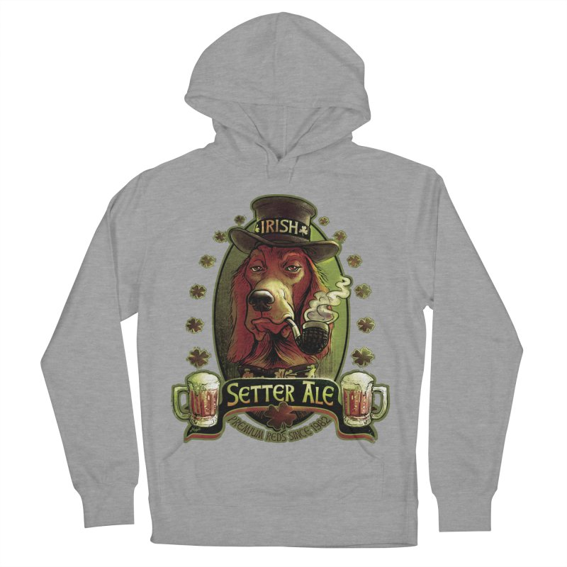 Irish Setter Red Ale   by Mudge Studios