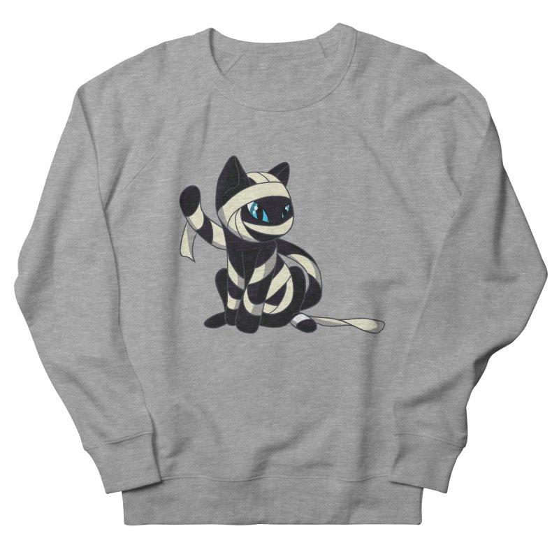 Mummy Cat Women's Sweatshirt by Mukinata Designs