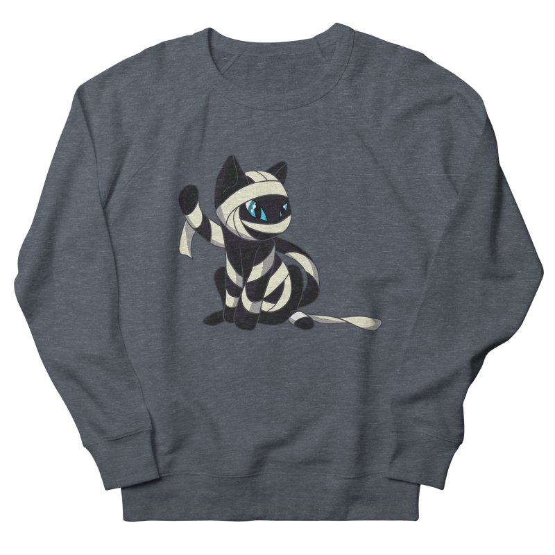 Mummy Cat Men's Sweatshirt by Mukinata Designs
