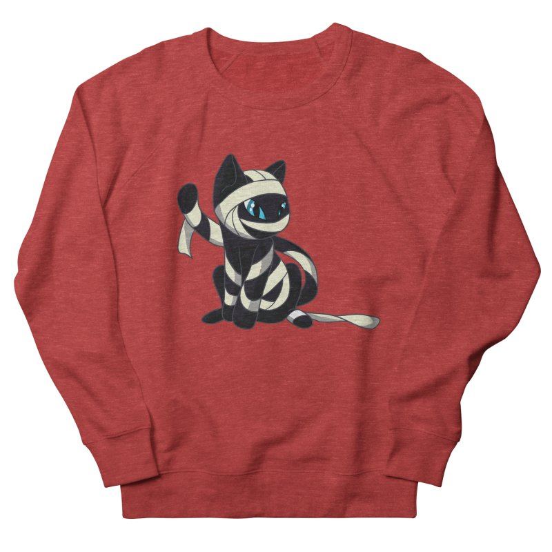 Mummy Cat Men's Sweatshirt by Mukinata Designs