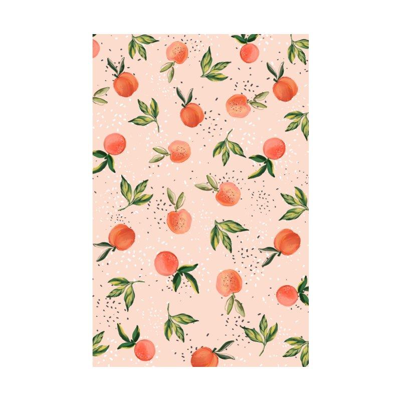 Peach Love 007 Accessories Beach Towel by mukta lata barua's Artist Shop