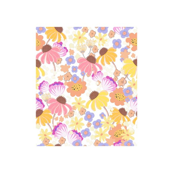 image for Retro Blooms 003-B