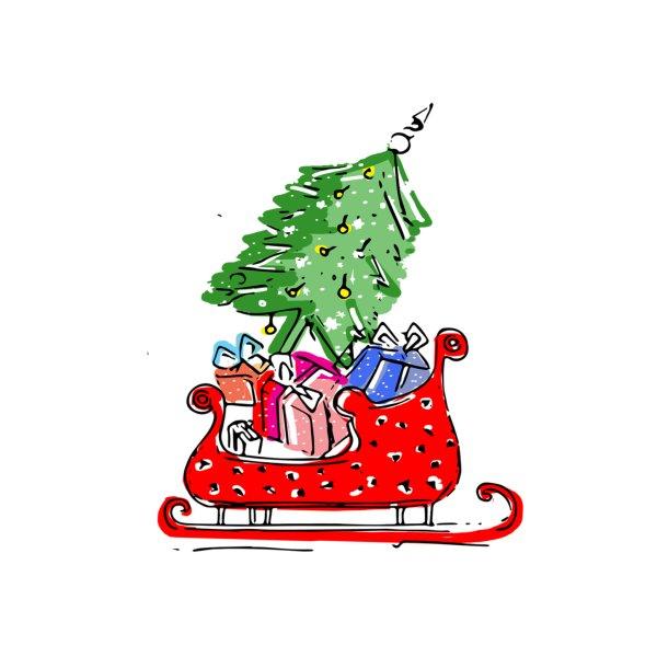 image for Christmas Tree Sledge