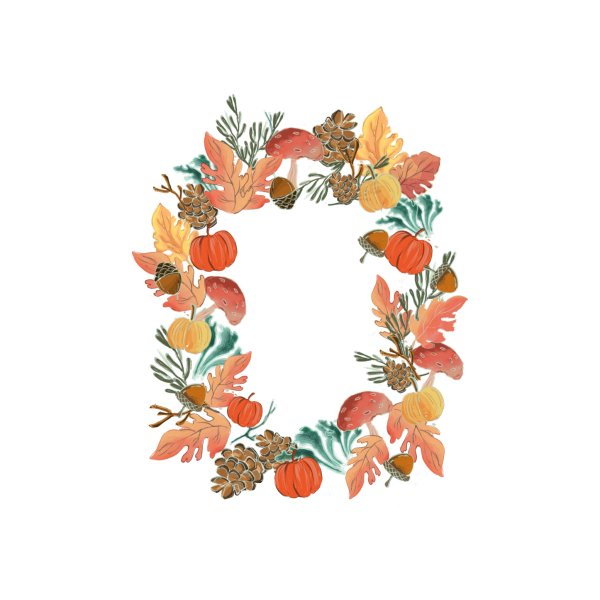 image for Fall woodland