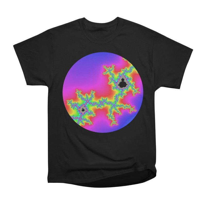 bifurcation locus Men's T-Shirt by m u l t i d i m e n s i o n a l