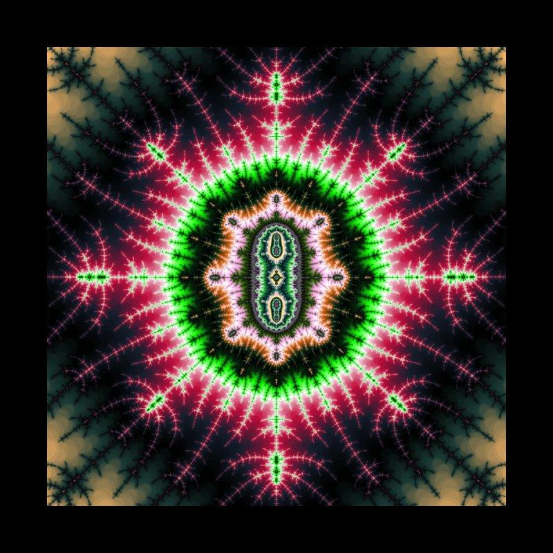 folklore fractal Women's Cut & Sew by m u l t i d i m e n s i o n a l