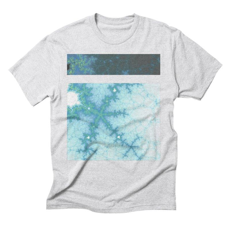 tropical capricorn Men's T-Shirt by m u l t i d i m e n s i o n a l