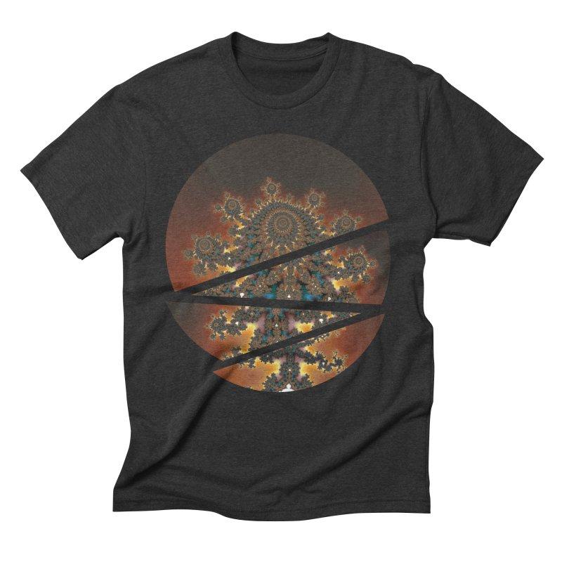 autumnal equinox Men's T-Shirt by m u l t i d i m e n s i o n a l