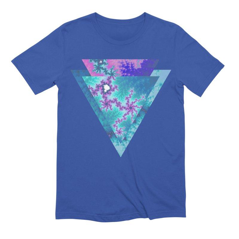 age of aquarius Men's T-Shirt by m u l t i d i m e n s i o n a l