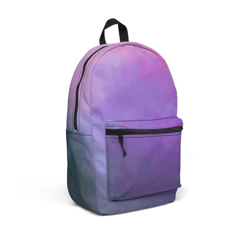 cloud1 Accessories Bag by m u l t i d i m e n s i o n a l