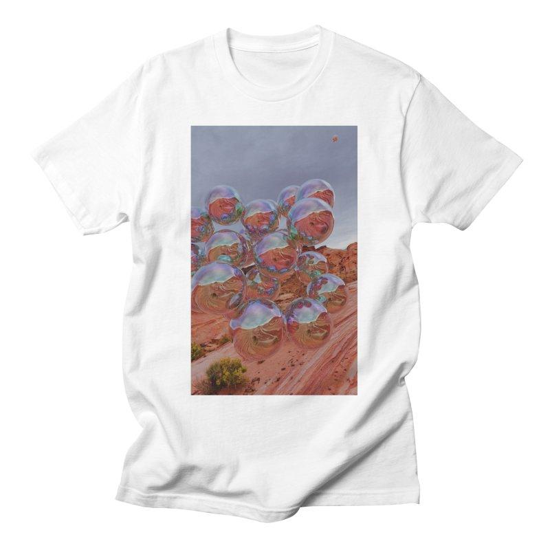 trefoil Men's T-Shirt by m u l t i d i m e n s i o n a l