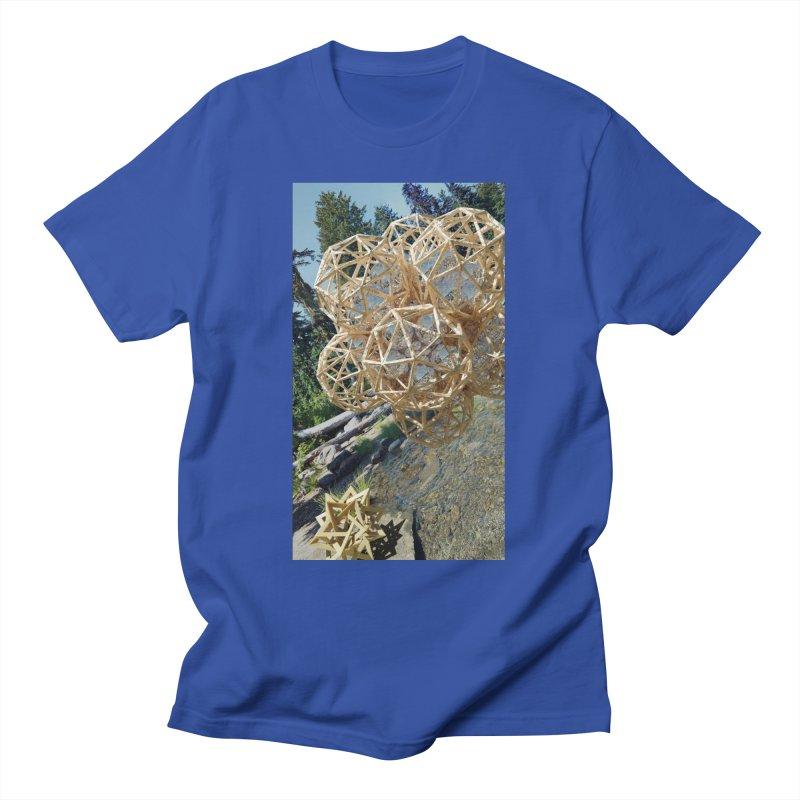 the 5th compound Men's T-Shirt by m u l t i d i m e n s i o n a l