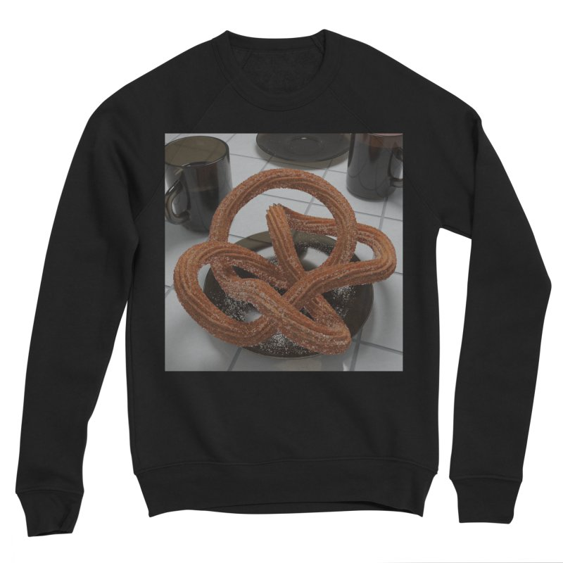churro knot Women's Sweatshirt by m u l t i d i m e n s i o n a l