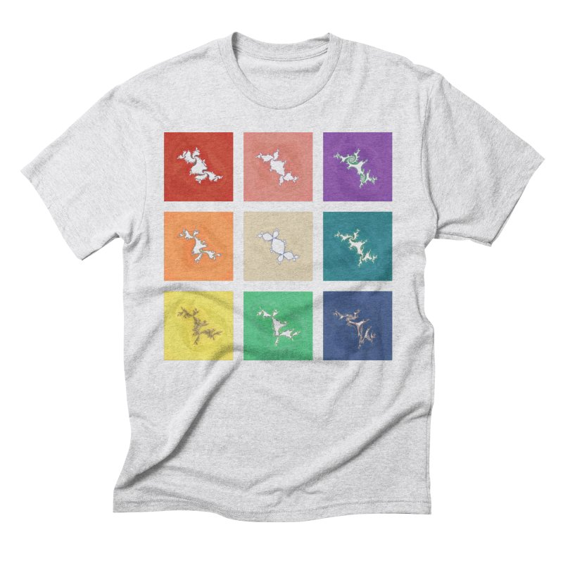 anti-holo variations Men's T-Shirt by m u l t i d i m e n s i o n a l
