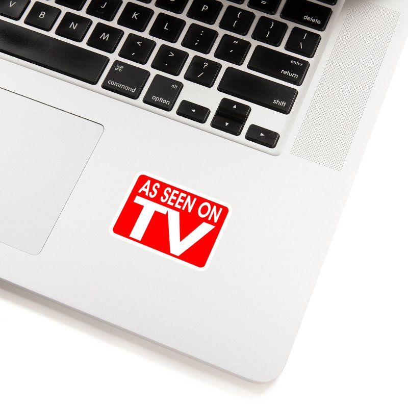 As Seen on TV Accessories Sticker by multipleshirts