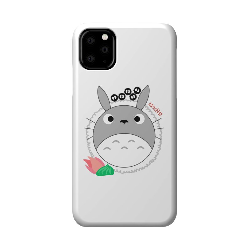 Totoroll Accessories Phone Case by Wicked and Wonder