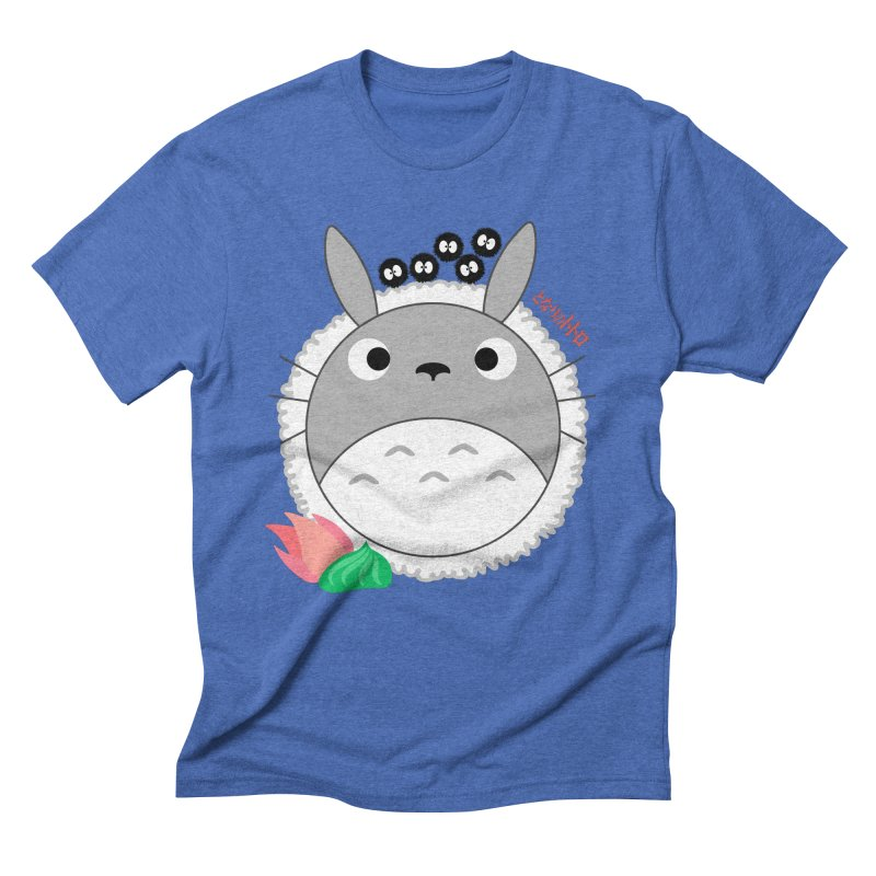 Totoroll Men's T-Shirt by Wicked and Wonder