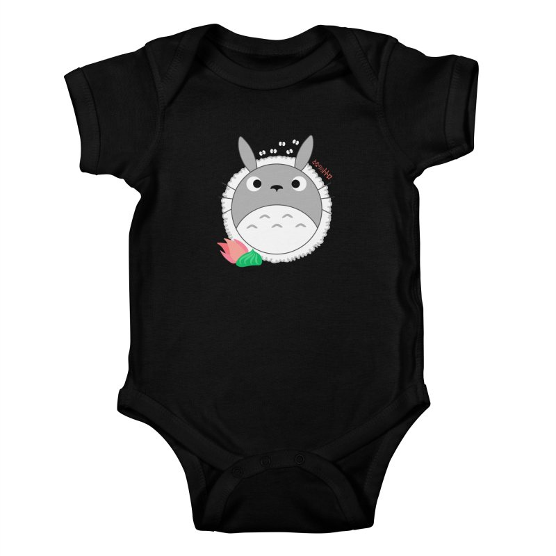 Totoroll Kids Baby Bodysuit by Wicked and Wonder