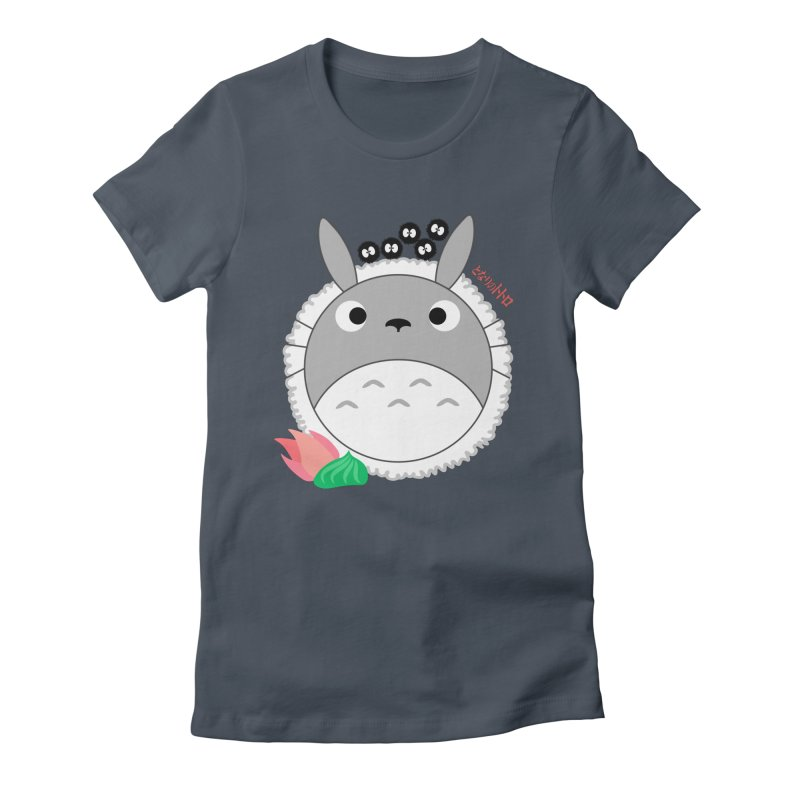 Totoroll Women's T-Shirt by Wicked and Wonder
