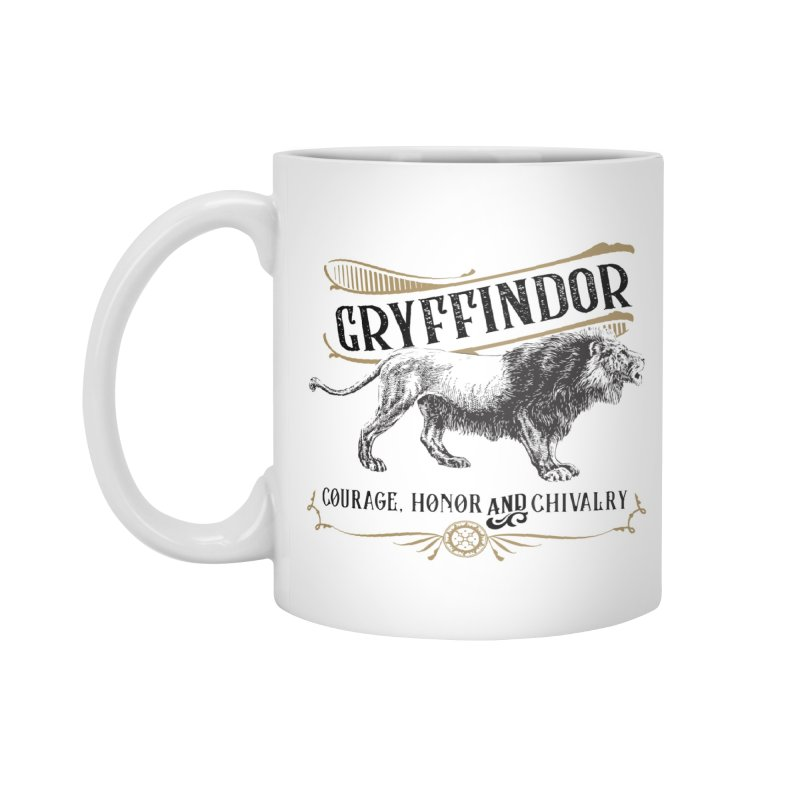 House of Gryffindor Accessories Mug by Wicked and Wonder