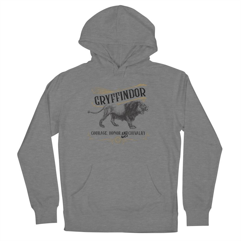 House of Gryffindor Women's Pullover Hoody by Wicked and Wonder