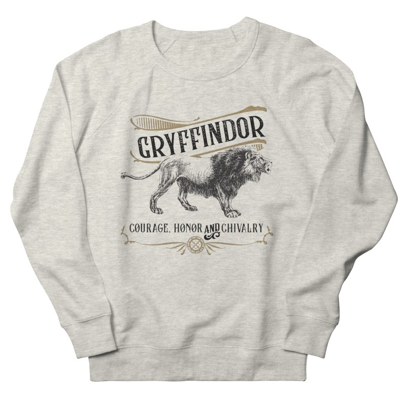 House of Gryffindor Women's Sweatshirt by Wicked and Wonder