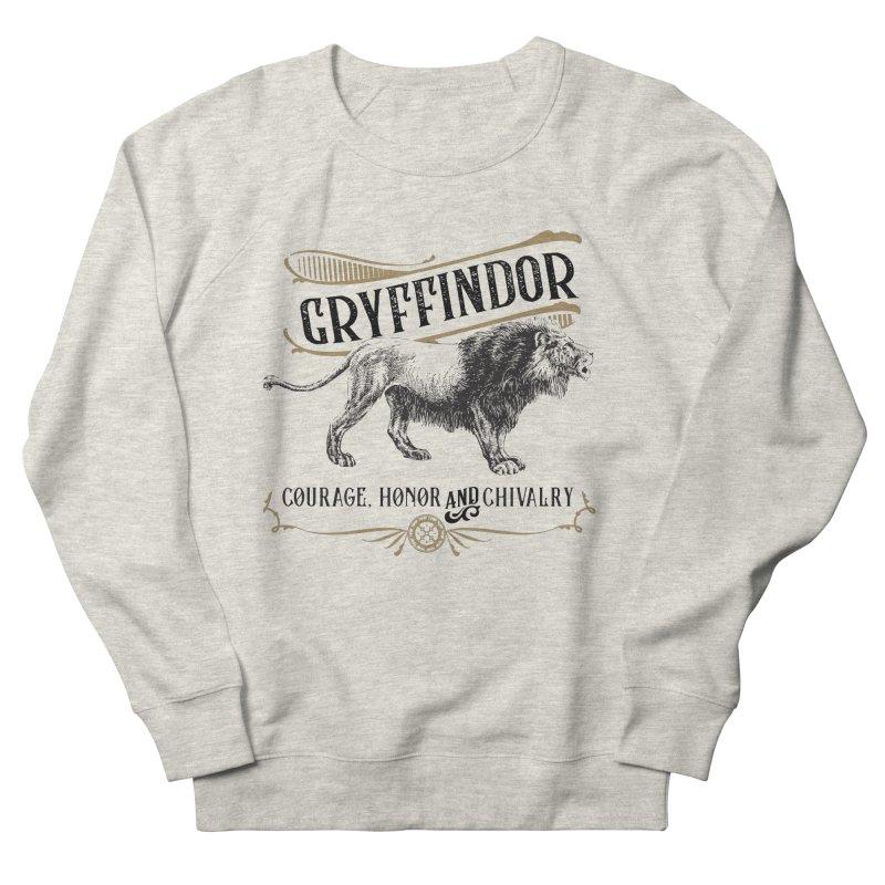 House of Gryffindor Men's Sweatshirt by Wicked and Wonder