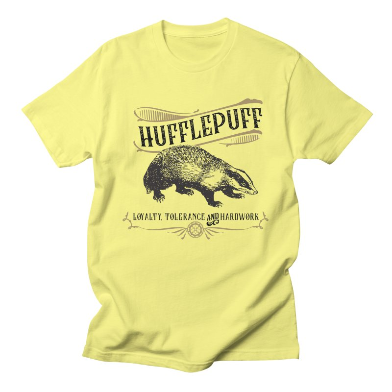 House of Hufflepuff Women's T-Shirt by Wicked and Wonder