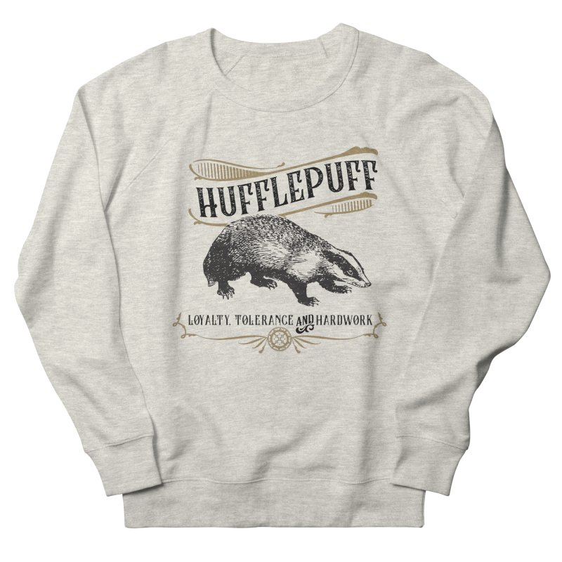 House of Hufflepuff Men's Sweatshirt by Wicked and Wonder