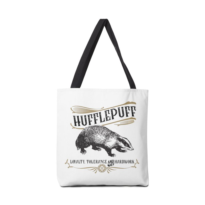 House of Hufflepuff Accessories Bag by Wicked and Wonder