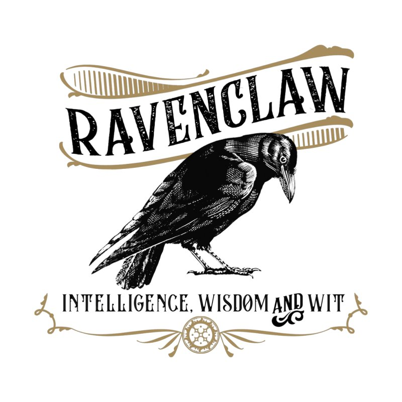 House of Ravenclaw Men's Sweatshirt by Wicked and Wonder